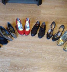 Туфли ботинки 33 р. и  34 р.