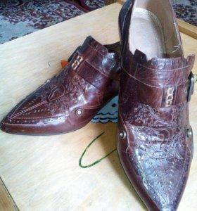 Ботинки (казачки)
