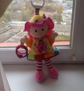 кукла развивашка