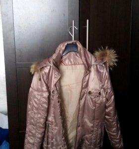 Куртка женская размер 42-44.