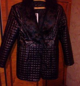 Куртка-пальто новое