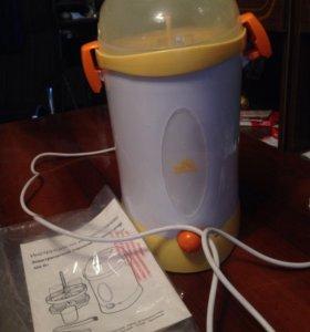 Электрический паровой стерилизатор