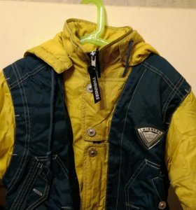 Куртка детская 104 р-р