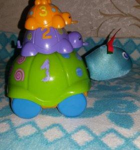 Заводная игрушка Черепаха