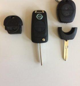 Ключ Nissan