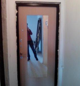 Изготовим дверь под любой проем низкие цены