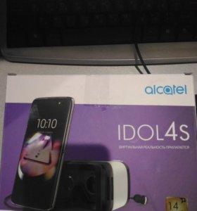 Смартфон idol 4S 6070