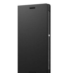 Чехол-книжка Sony SCR38 для Sony Xperia C4 (черный