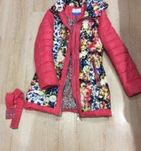 Куртка женская, зимняя