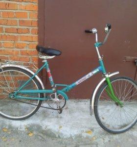 """Велосипед  """"Салют"""" складной"""