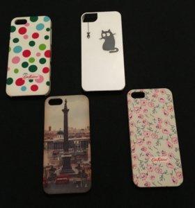 Чехлы на iPhone 5/5s.