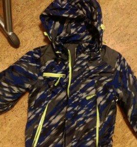 Куртка 122-128 рост