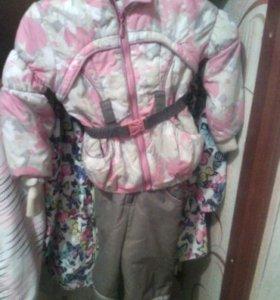 Костюмы и куртки  осенние