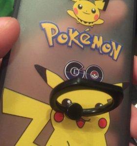 Чехол Pokémon Go на IPhone 6