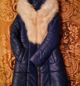 Куртка зимняя р.42.