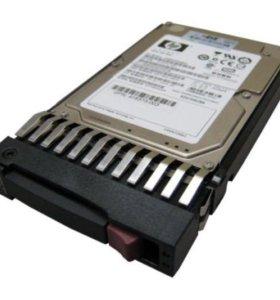 Жёсткий диск SAS HP DH0072FAQRD
