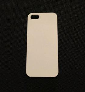 Чехол на iPhone 5/5s.