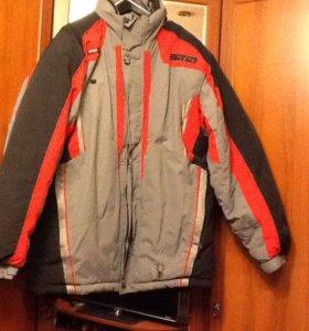 Зимняя мужская куртка  Spider 58-60 размер