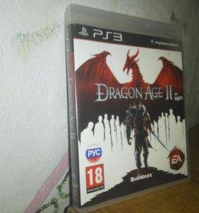 Игра DragonAge 2 (PS3)