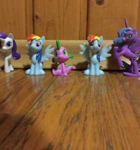 My little pony, пони