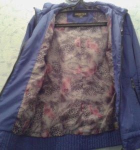 Куртка болоневая женская