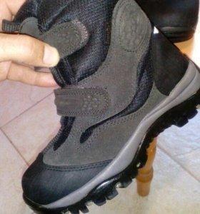Ботинки зимнием