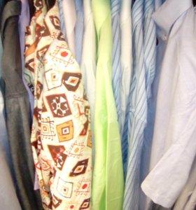 Рубашки мужские новые с бирками