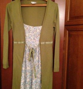 Платье женское для беремнных, 48