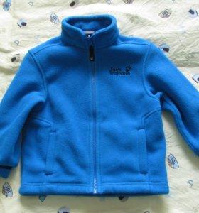 Продам Детская флисовая куртка Jack Wolfskin