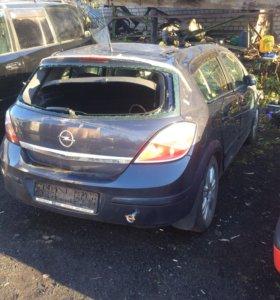 Разбираю Opel astra h