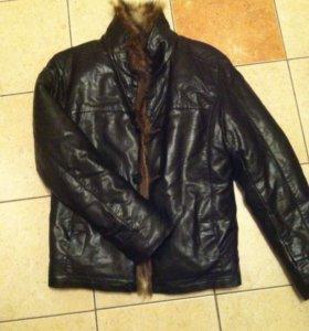 Куртка зимняя тренч