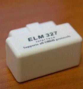 Elm327 OBD2 Bluetooth автомобильный сканер