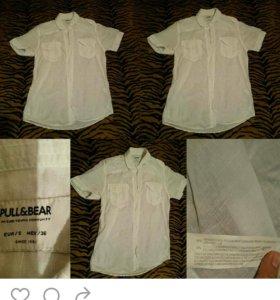 Рубашка надета пару раз