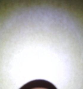 прожектор светодиодный нерабочий(нужен корпус)