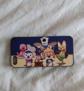 Чехол на iphone 5/5s новый