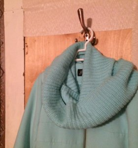 Пальто+шарфик