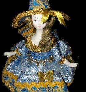 Кукла игольница
