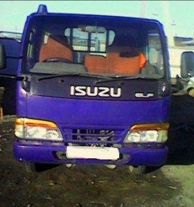 бортовой грузовик ISUZU ELF