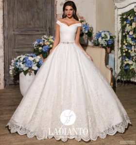 Свадебное платье LADIANTO, РАЗМЕР 44-46