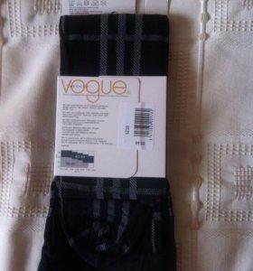 Стильные колготки Vogue