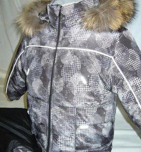 Новый зимний комплект 110 размер