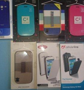 Чехлы Samsung S3mini.