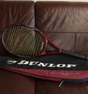 теннисная ракетка женская с чехлом