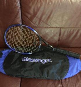 теннисная ракетка мужская с чехлом