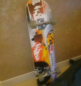 Скейтборд чехол в подарок