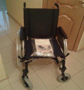 Коляска-кресло инвалидное прогулочное