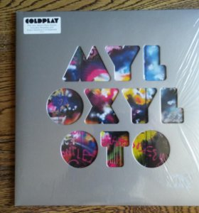 Coldplay MYLO XYLOTO Lp пластинка