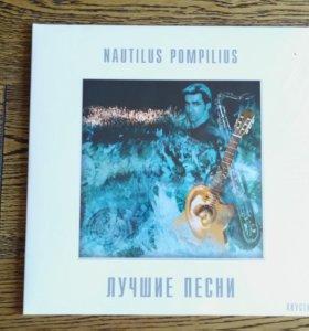Nautilus Pompilius Лучшие песни Lp пластика