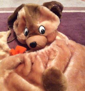 Костюм карнавальный медведь напрокат