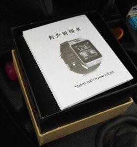 Часы smart watch and phone